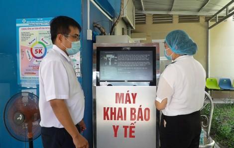 Bệnh viện tuyến cuối nâng cao cảnh giác trước làn sóng COVID-19