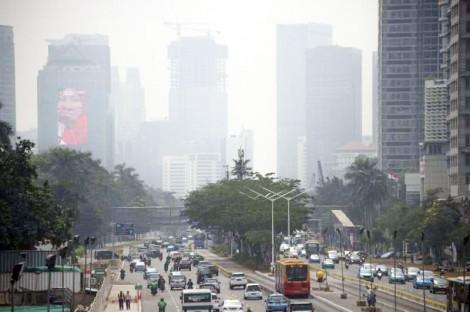 Các thành phố châu Á chịu rủi ro môi trường cao nhất