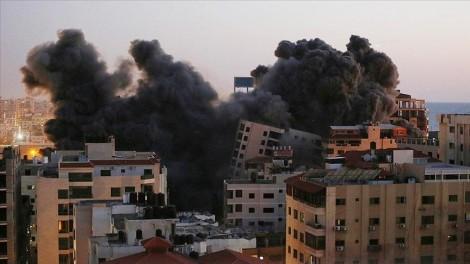 Hamas trong toan tính của Israel