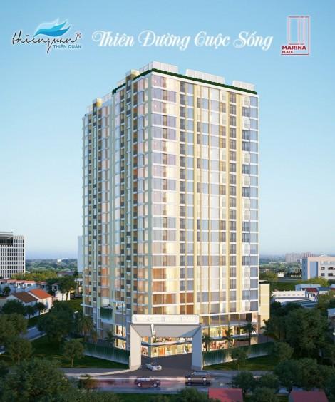 Khởi công Dự án căn hộ chung cư cao cấp Thiên Quân - Marina Plaza