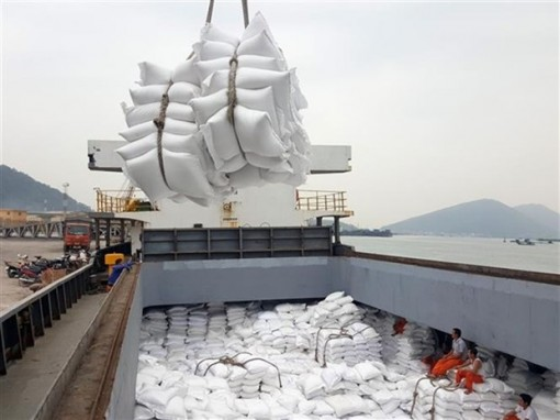 Vietnam earns 362 million USD from rice exports in April