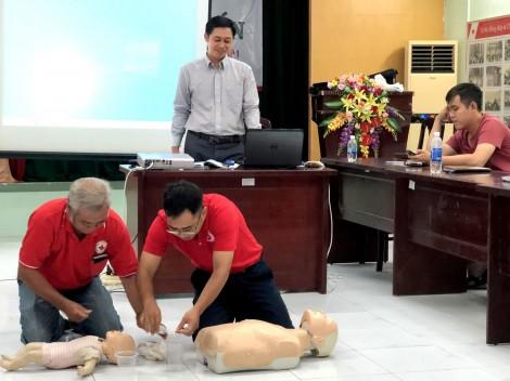 Phát huy hiệu quả sơ cấp cứu ban đầu