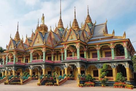Vãn cảnh những ngôi chùa độc đáo