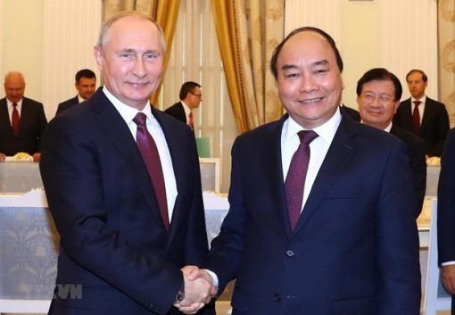 President sends letter to Russian counterpart