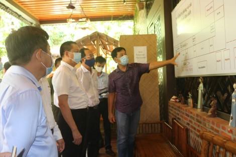 Huyện Phong Điền khẩn trương hoàn thiện khu cách ly tập trung