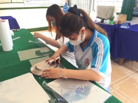 Tuổi trẻ Trường Cao đẳng Cần Thơ tham gia phòng, chống dịch COVID-19