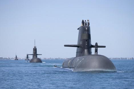 Úc chi 8 tỉ USD kéo dài tuổi thọ các tàu ngầm lớp Collins