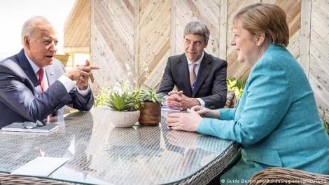 G7 chia rẽ vì Trung Quốc