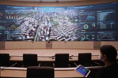 Trung Quốc quản lý đất nước bằng AI