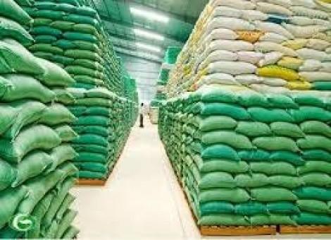 Bảo đảm an toàn hàng dự trữ quốc gia trước mùa mưa bão