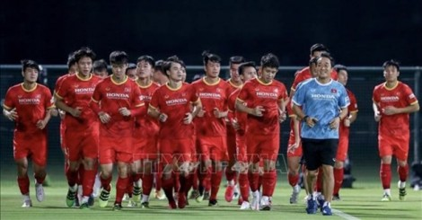 Both Vietnam, UAE determined to gain win in World Cup qualifying match