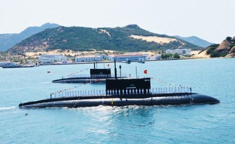 Lữ đoàn Tàu ngầm 189: 10 năm xây dựng và trưởng thành