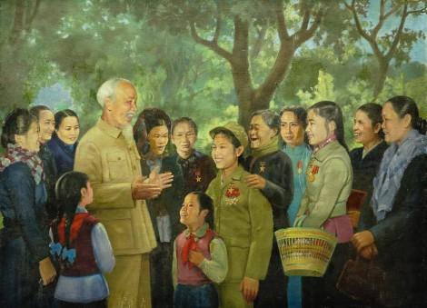 Tiếp tục đẩy mạnh việc học tập và làm theo tư tưởng, đạo đức, phong cách Hồ Chí Minh, đáp ứng yêu cầu nhiệm vụ cách mạng trong giai đoạn mới