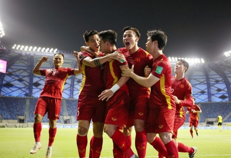Vietnam qualify for 2023 Asian Cup finals
