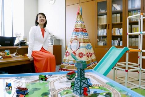 Nhật Bản thúc đẩy bình đẳng giới trên chính trường