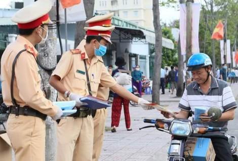 Nâng cao ý thức chấp hành  pháp luật về giao thông