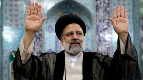 Ông Ebrahim Raisi  đắc cử tổng thống Iran