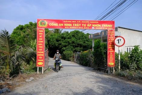 Nhơn Nghĩa hướng đến xã nông thôn mới kiểu mẫu