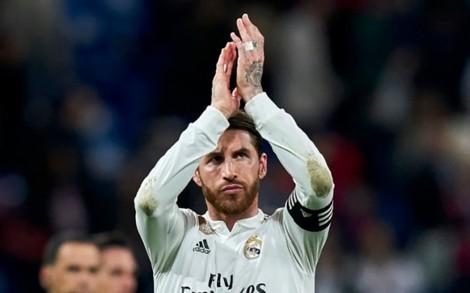 Trung vệ huyền thoại Sergio Ramos  chia tay Real Madrid