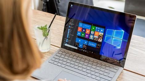 Microsoft bắt đầu tự động cập nhật nhiều máy tính lên Windows 10 21H1
