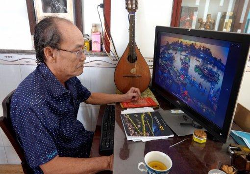 Nghệ sĩ Trần Anh Thắng liên tục đoạt 3 Huy chương Vàng cuộc thi ảnh nghệ thuật quốc tế
