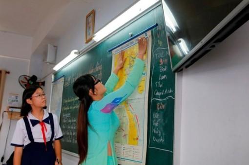 Bài 3. Dạy và học tích hợp: Môn học mới cần có giáo viên mới