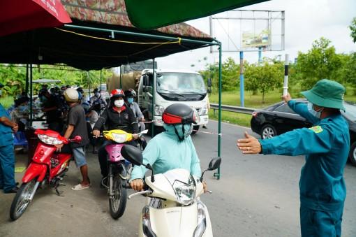 Lực lượng vũ trang TP Cần Thơ  tham gia phòng, chống dịch COVID-19