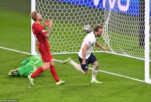 Thắng Đan Mạch, Anh gặp Ý ở trận chung kết EURO 2020