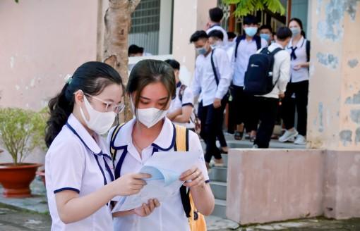 Kỳ thi tốt nghiệp THPT năm 2021 tại TP Cần Thơ kết thúc an toàn và đảm bảo nghiêm túc, đúng quy chế