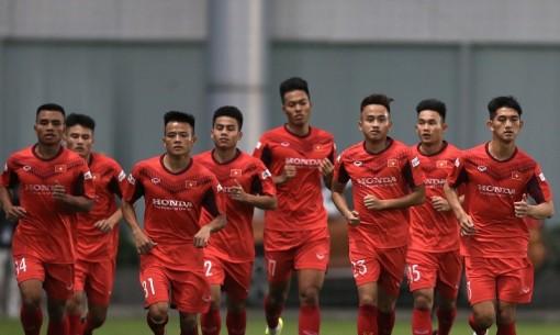 U23 Việt Nam cùng bảng Myanmar, Hồng Công và Đài Loan
