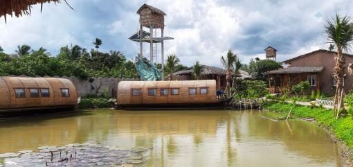 Mekong Silt Ecolodge - Làn gió mới của du lịch Phong Điền