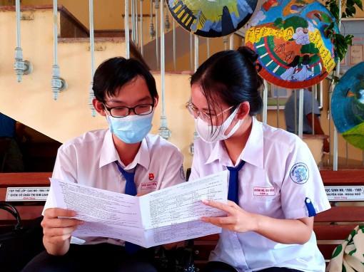 Hỗ trợ thí sinh tra cứu điểm thi tốt nghiệp THPT 2021