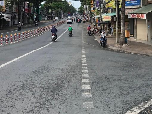 Cần chấp hành nghiêm Luật Giao thông đường bộ trong thời gian thực hiện Chỉ thị 16