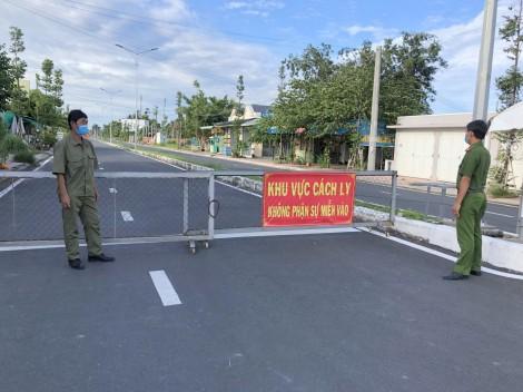 Bình Thủy: Phong tỏa một phần khu vực Bình Yên A, phường Long Hòa