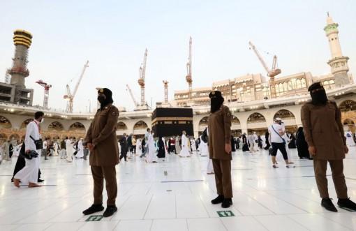Bước tiến mới cho phụ nữ Saudi Arabia