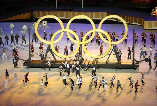 Olympic Tokyo 2020 chính thức khai mạc
