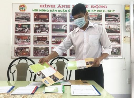 Hội Nông dân tham gia bảo đảm an toàn giao thông