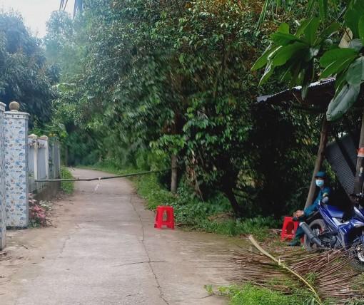 Ô Môn phong tỏa một phần các khu vực của phường Phước Thới; một phần khu vực Thới Bình, phường Thới An