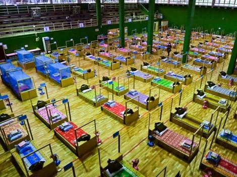 Bangkok hết giường cho bệnh nhân nặng