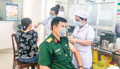 Cần Thơ chuẩn bị chiến dịch tiêm hơn 84.000 liều vaccine phòng COVID-19