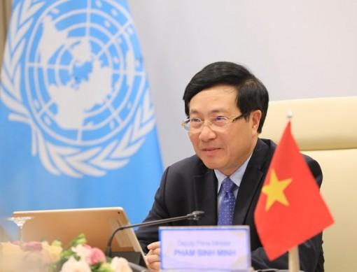 Deputy PM's statement at Pre-Summit of UN Food Systems Summit