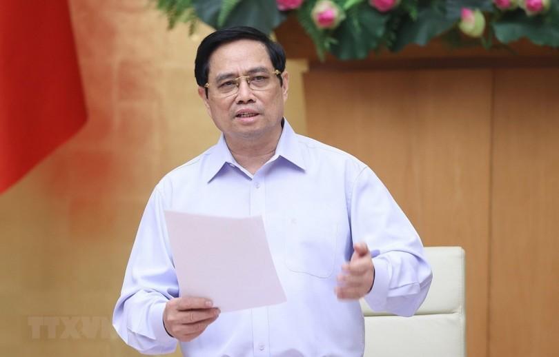 Kết luận của Thủ tướng tại Hội nghị về công tác phòng, chống dịch