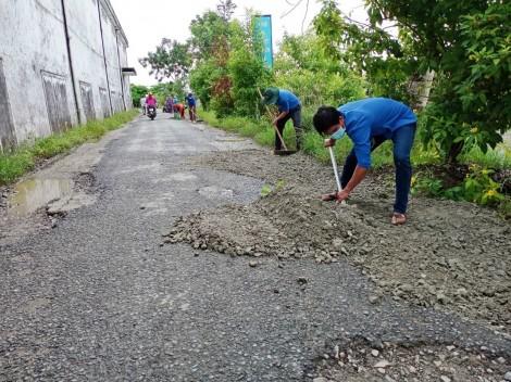 Đảm bảo an toàn giao thông gắn với xây dựng xã nông thôn mới kiểu mẫu