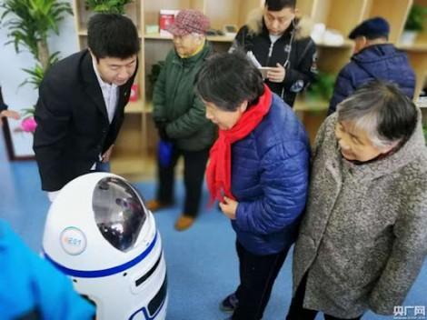Dân số già Trung Quốc - cơ hội lớn cho ngành công nghệ chăm sóc sức khỏe