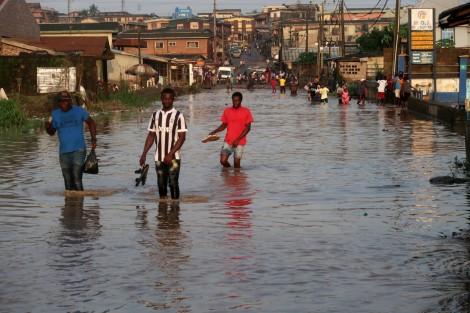 Thành phố đông dân nhất châu Phi trước nguy cơ bị xóa sổ