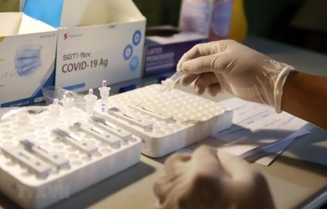 Sáng 4/8, Việt Nam ghi nhận thêm 4.267 ca mắc mới COVID-19