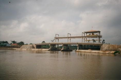 Đầu tư trên 1.039 tỉ đồng thực hiện dự án công trình thủy lợi vùng Nam Măng Thít