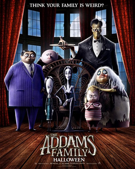 """""""The Addams Family"""" Vui cười cùng gia đình khác biệt"""