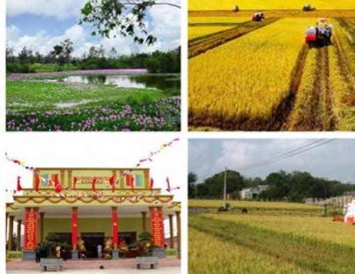 Bố trí hơn 196.000 tỷ đồng thực hiện Chương trình MTQG xây dựng nông thôn mới