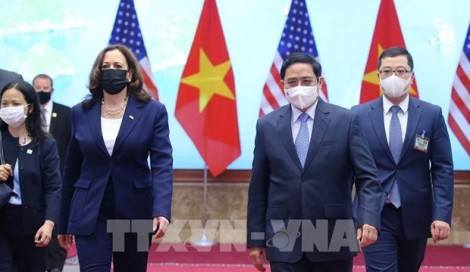 White House highlights enhancement of US-Vietnam Comprehensive Partnership
